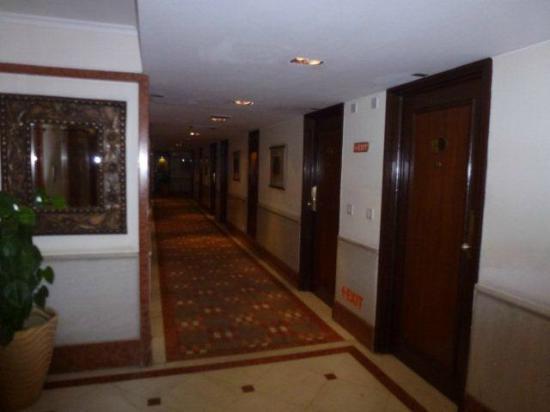 Jaypee Vasant Continental: corridor