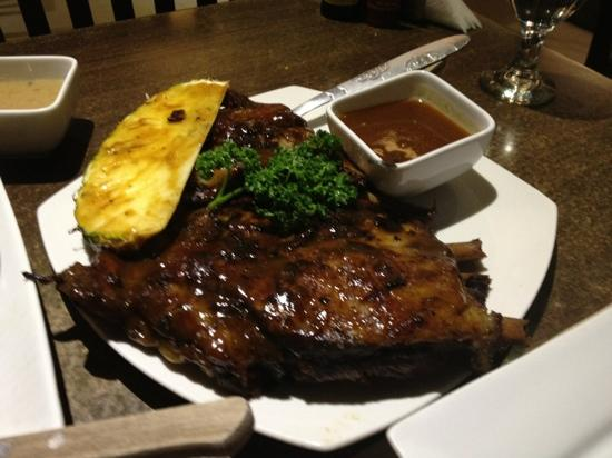 The Original Hawaiian Bar-B-Que : the best in tagatay