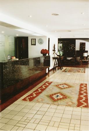 Hotel Uniao: Recepção
