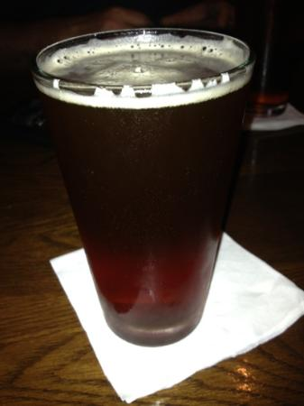 Barts: 357 ale by Marty at lumber barons