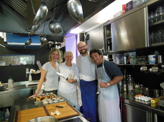Casanova di Pescille: our cooking class graduation!