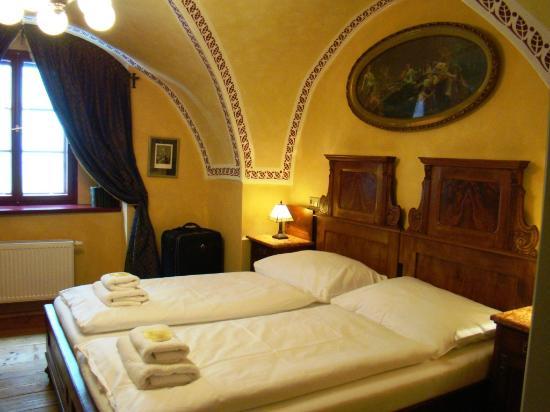 Hotel Krcinuv Dum: Room 28