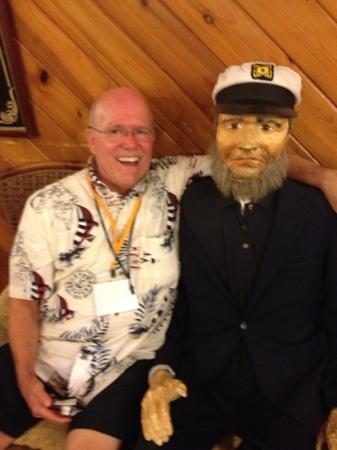 Jesup, GA: captain Joe, the one on the right!