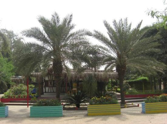 Sozo Water Park Entrance