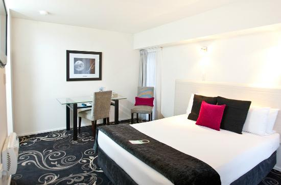 Mercure Wellington Central City Hotel and Apartments : Studio