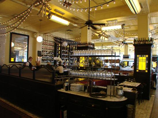 Can Can Brasserie: attractive restaurant