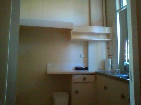 Mountway Holiday Apartments : Kitchen