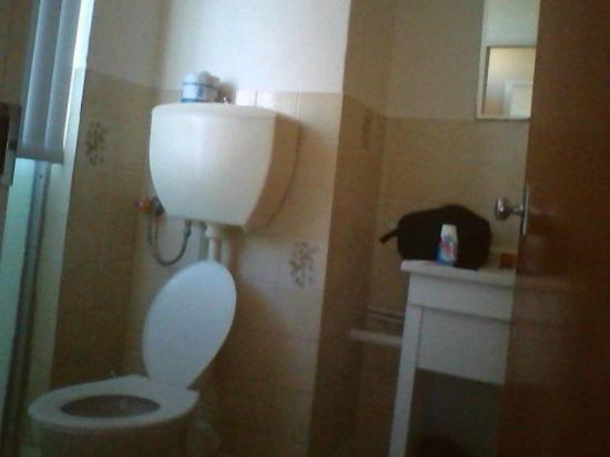 Mountway Holiday Apartments : Bathroom