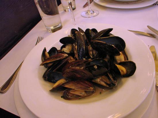 Can Can Brasserie: delicious seafood