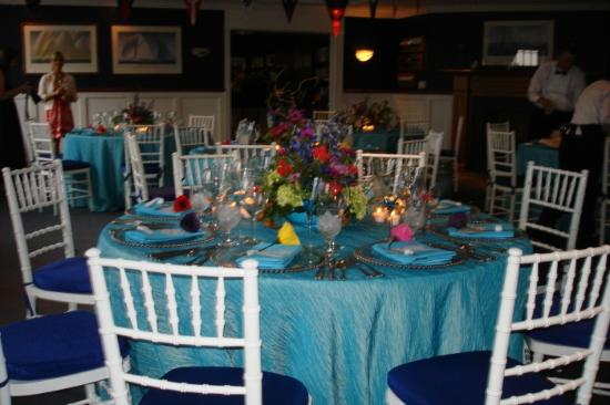 Stonington Harbor Yacht Club: Harbor Room