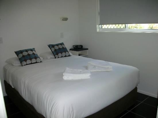Atherton Halloran's Lesiure Park: Main Bedroom of 3 bedroom villa