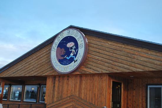 Best Hwy Stop inTok, Alaska - 20 Oct 2012