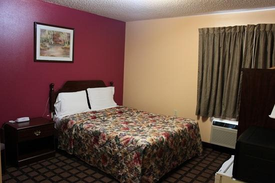 Holiday Lodge : Room with One Bed