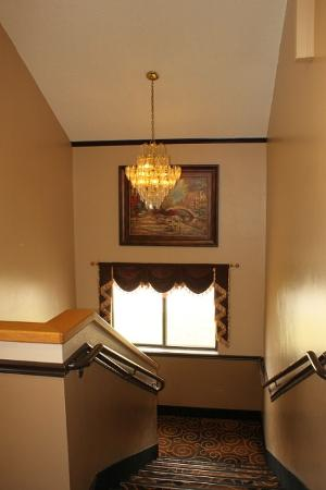 Holiday Lodge : Stair