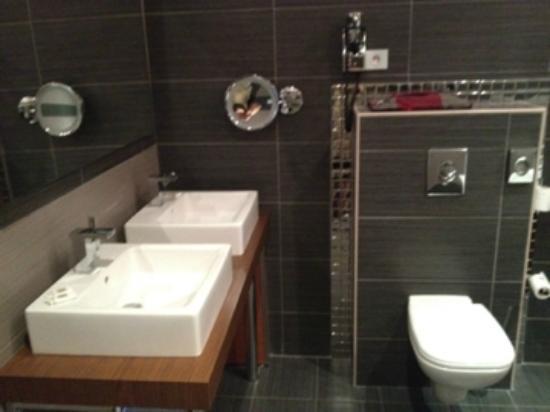 Music Hotel : Lavabo