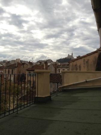 Music Hotel : La vue de la fenêtre de la suite 42