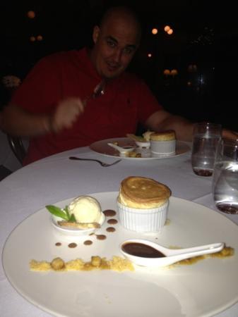 Friends Restaurant: dessert