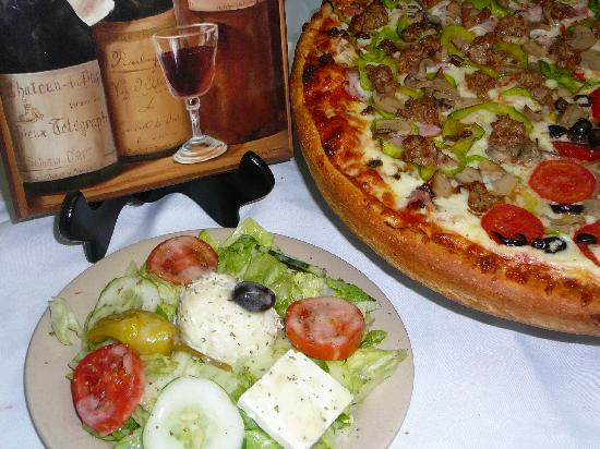 Queen's Pizza & Restaurant: Truly Special