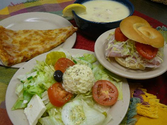 Queen's Pizza & Restaurant: Everything Your Craving