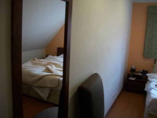 Hotel Plaza 36: habitación