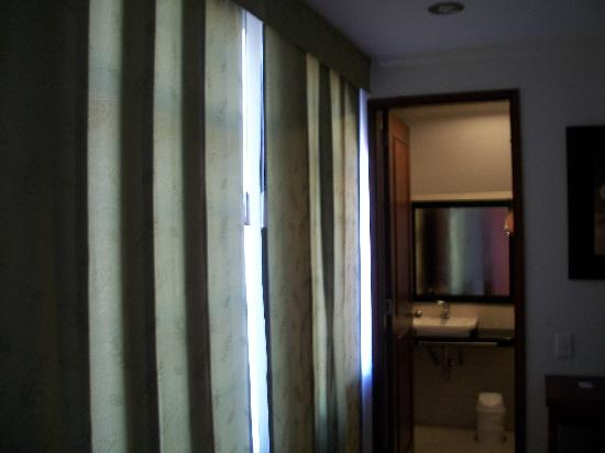 Hotel Plaza 36: corredor