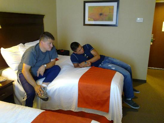Lq Hotel By La Quinta Cd Juarez Near Us Consulate Viendo Noticias