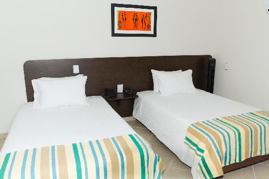 Bed and Breakfast Medellin: Habitación Estandard