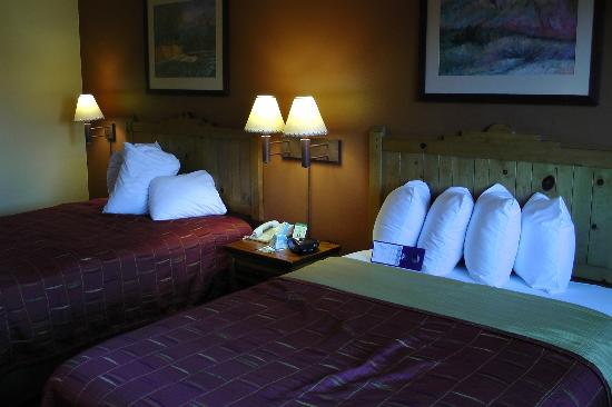 BEST WESTERN PLUS Rio Grande Inn: comfortable bed
