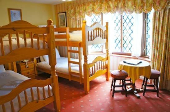 Creacon Lodge Wellness Centre : Dorm Style Accomodations