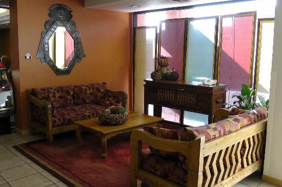 Best Western Plus Rio Grande Inn: lobby