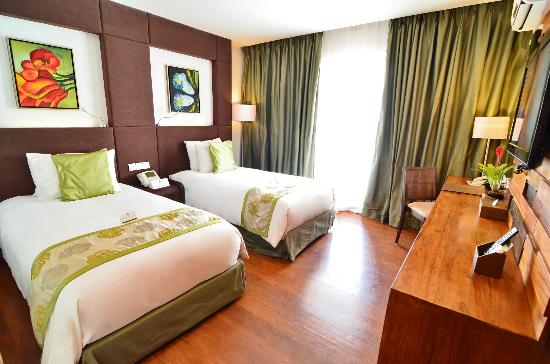 The Cocoon Boutique Hotel: Two Bedroom Junior Suite