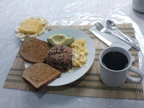 Hostel Sinai: fresh and tipical breakfast
