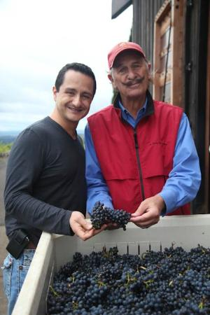 A Nose For Wine Tours: Rudy and Fred