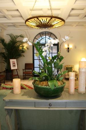 The Cloister at Sea Island: Entry to Spa