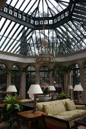 The Cloister at Sea Island: Atrium