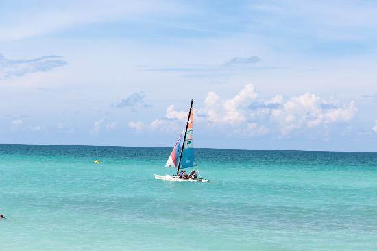 Melia Varadero: beach