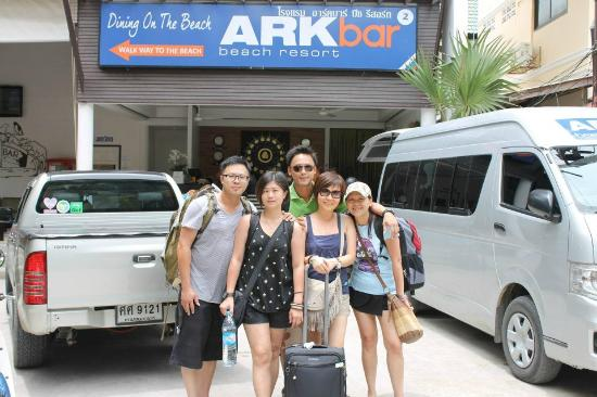Ark Bar Beach Resort: Awesome Trip