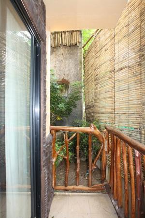 Phra Nang Inn : no view