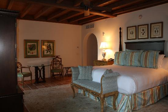 The Cloister at Sea Island: The bendroom