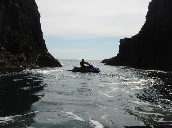 Tango Jet Ski Tours: adventure places you normally can't get to.