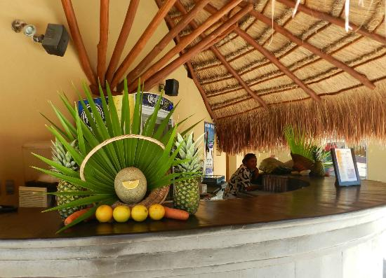 Grand Sirenis Riviera Maya Resort & Spa: health bar