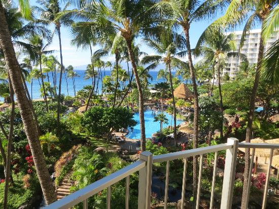 The Westin Maui Resort & Spa: View from room 549
