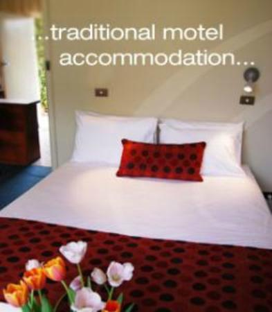 Parade Inn : Located in Parkville just 15 min from CBD
