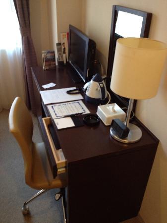 Hotel Seven Seas Ginza: 部屋の模様