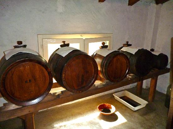 """Гастрономический тур """"Итальянские дни"""": Balsamic cask set"""