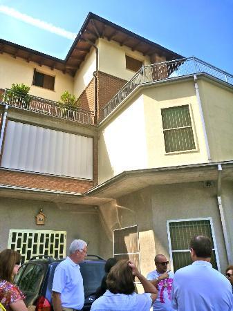 """Гастрономический тур """"Итальянские дни"""": Prosciutto factory"""