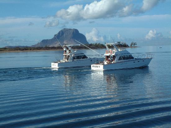 Fishing Mauritius