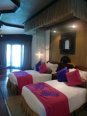 Royal Palms Beach Hotel: Double room
