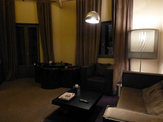 โรงแรมเรดิสันบลู มาดริด ปราโด: リビング2