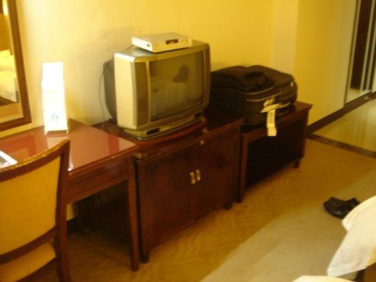 Overseas Chinese Friendship Hotel: CRT TV